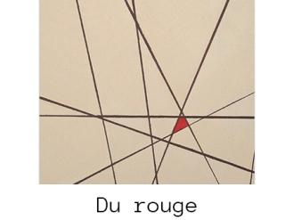 DU ROUGE